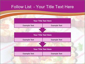 Appetizer PowerPoint Templates - Slide 60