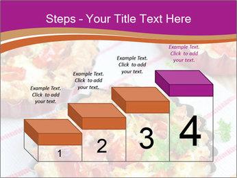 Appetizer PowerPoint Templates - Slide 64