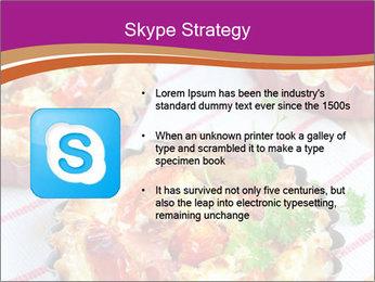 Appetizer PowerPoint Templates - Slide 8