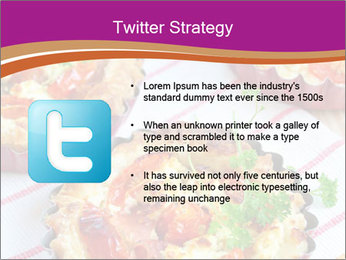 Appetizer PowerPoint Templates - Slide 9