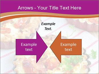 Appetizer PowerPoint Templates - Slide 90