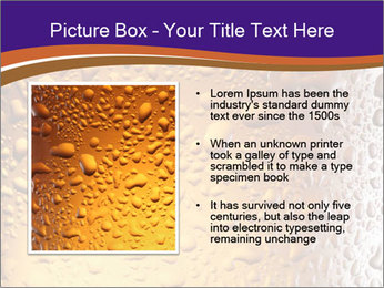 Beer glass. PowerPoint Template - Slide 13