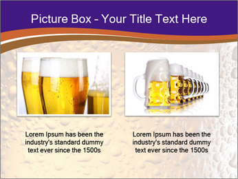 Beer glass. PowerPoint Template - Slide 18