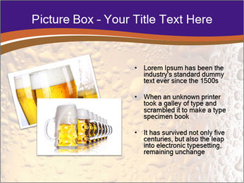 Beer glass. PowerPoint Template - Slide 20