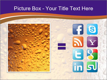 Beer glass. PowerPoint Template - Slide 21