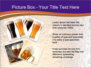 Beer glass. PowerPoint Template - Slide 23
