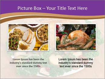 Stuffed chicken PowerPoint Template - Slide 18