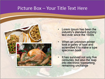 Stuffed chicken PowerPoint Template - Slide 20