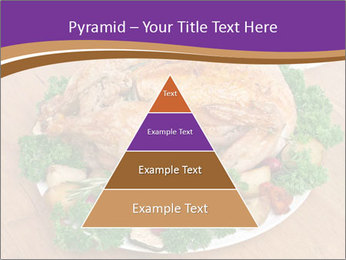 Stuffed chicken PowerPoint Template - Slide 30