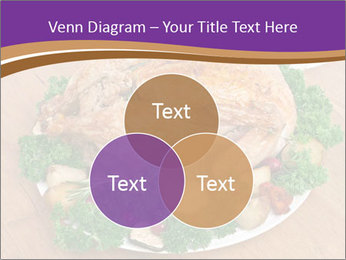 Stuffed chicken PowerPoint Template - Slide 33