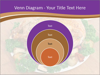 Stuffed chicken PowerPoint Template - Slide 34