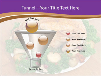 Stuffed chicken PowerPoint Template - Slide 63
