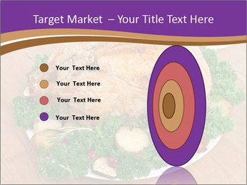 Stuffed chicken PowerPoint Template - Slide 84