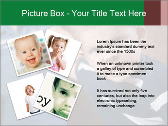 Angry little boy PowerPoint Templates - Slide 23