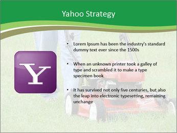 Lawn PowerPoint Template - Slide 11