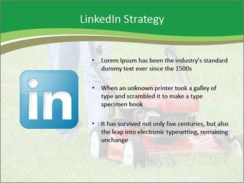 Lawn PowerPoint Template - Slide 12