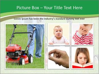 Lawn PowerPoint Template - Slide 19