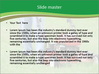 Lawn PowerPoint Template