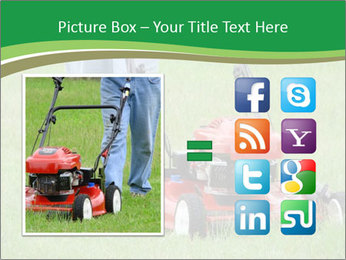 Lawn PowerPoint Template - Slide 21