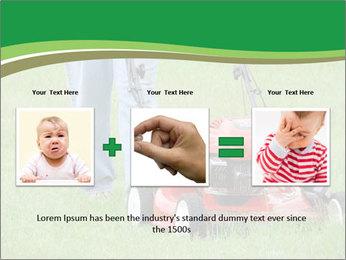 Lawn PowerPoint Template - Slide 22