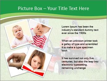 Lawn PowerPoint Template - Slide 23