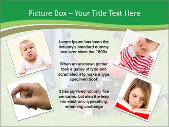 Lawn PowerPoint Template - Slide 24