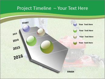 Lawn PowerPoint Template - Slide 26