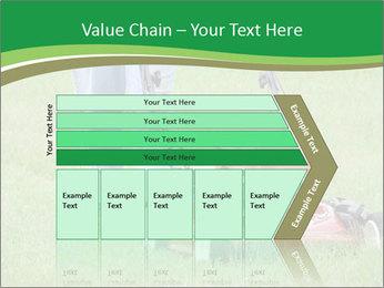 Lawn PowerPoint Template - Slide 27