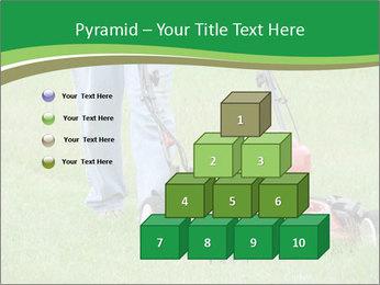 Lawn PowerPoint Template - Slide 31