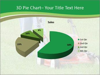 Lawn PowerPoint Template - Slide 35