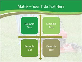 Lawn PowerPoint Template - Slide 37