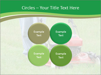 Lawn PowerPoint Template - Slide 38