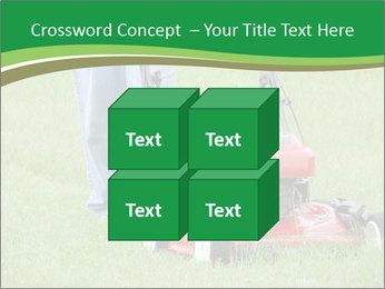 Lawn PowerPoint Template - Slide 39
