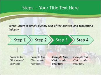 Lawn PowerPoint Template - Slide 4