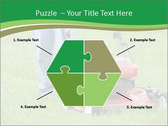 Lawn PowerPoint Template - Slide 40