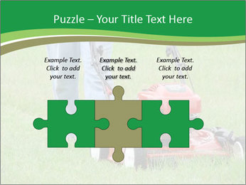 Lawn PowerPoint Templates - Slide 42