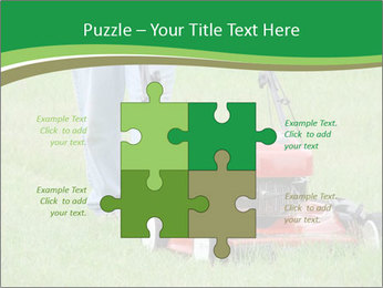 Lawn PowerPoint Templates - Slide 43