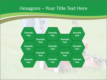 Lawn PowerPoint Template - Slide 44