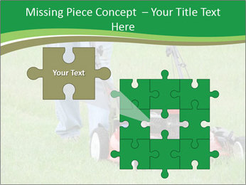 Lawn PowerPoint Templates - Slide 45