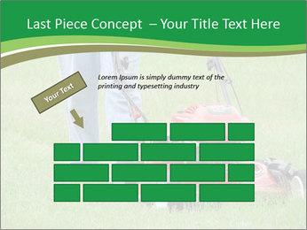 Lawn PowerPoint Template - Slide 46