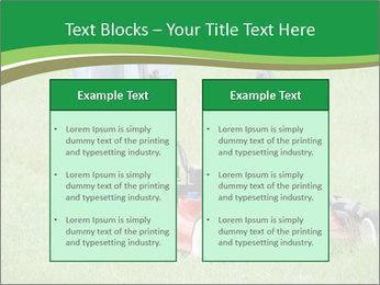 Lawn PowerPoint Template - Slide 57