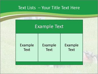 Lawn PowerPoint Template - Slide 59