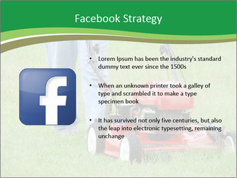 Lawn PowerPoint Template - Slide 6