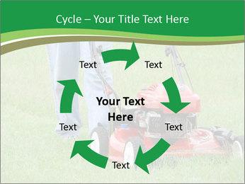 Lawn PowerPoint Template - Slide 62