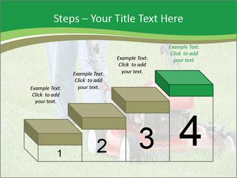 Lawn PowerPoint Template - Slide 64