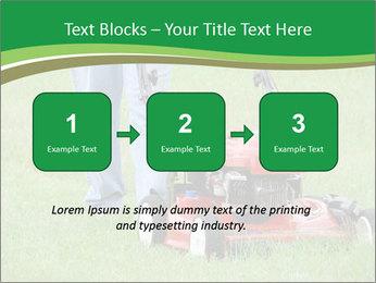 Lawn PowerPoint Template - Slide 71