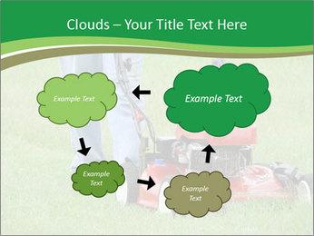 Lawn PowerPoint Template - Slide 72