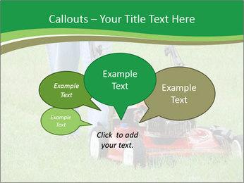 Lawn PowerPoint Template - Slide 73