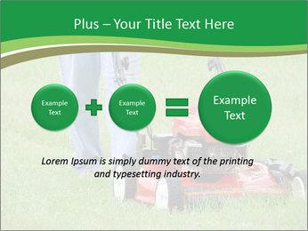 Lawn PowerPoint Template - Slide 75