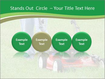 Lawn PowerPoint Template - Slide 76